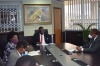 Labour Minister Kandodo visits PCL offices
